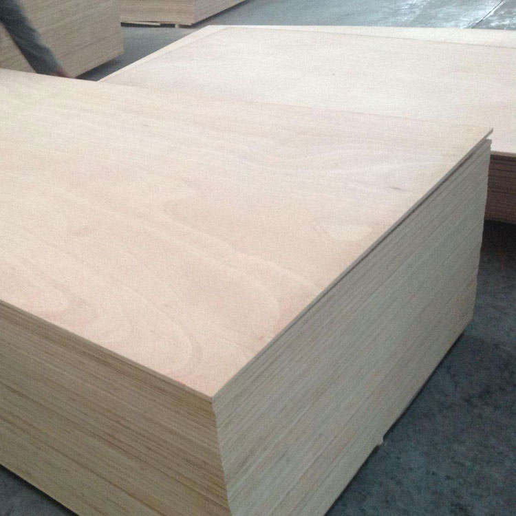 All kinds poplar commercial plywood from linyi supplier