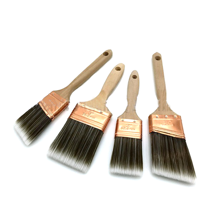 ฟรีตัวอย่าง US Market Purdy Paint แปรงไม้ Handle