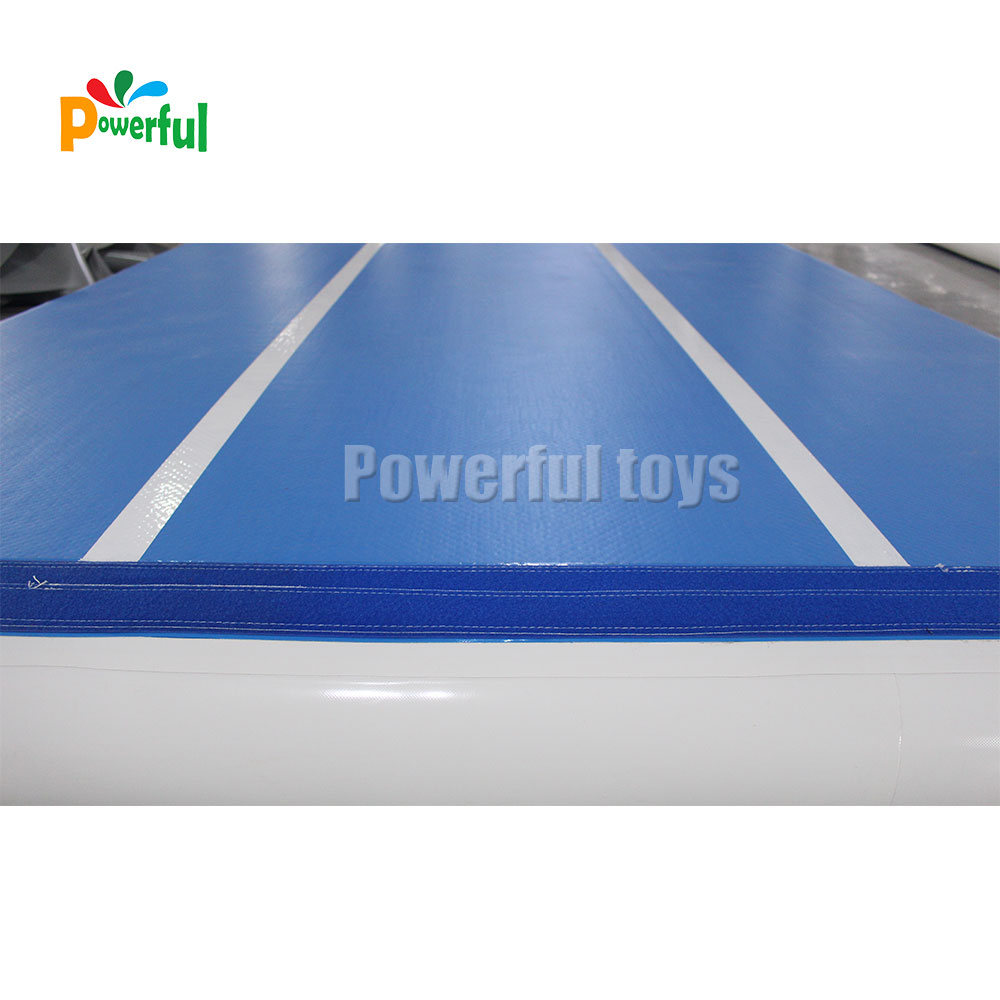 6m 8m 10m inflatable airtrack tumbling gym air track Inflatable air track gymnastics for sale