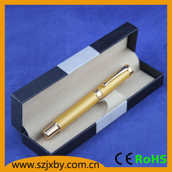 SHIBELL luxury gold plated heavy Metal Material Calligraphy Fountain Pen