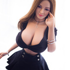 Worldwide Agents seeking 165cm lifesize full silicone love dolls big breast sex doll torso