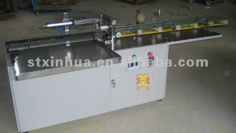 Automatic cup counting machine