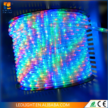 Multi Color Rope Light China Guangdong