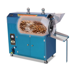 Mini type widely used peanut roaster / automatic sunflower seeds roasting machine