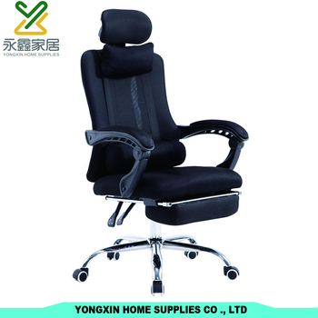 Heated Full Mesh Ergonomic Adjule Office Chair With Footrest