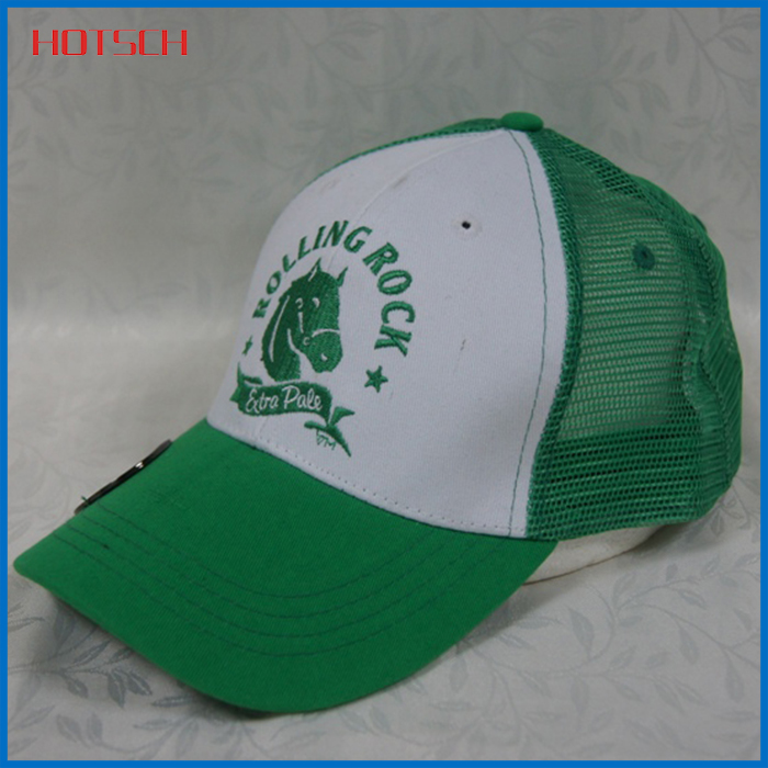custom green trucker hats baseball cap colorful trucker hats