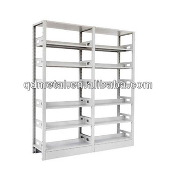 Double Column Steel Movable Book Shelf Buy Movable Book