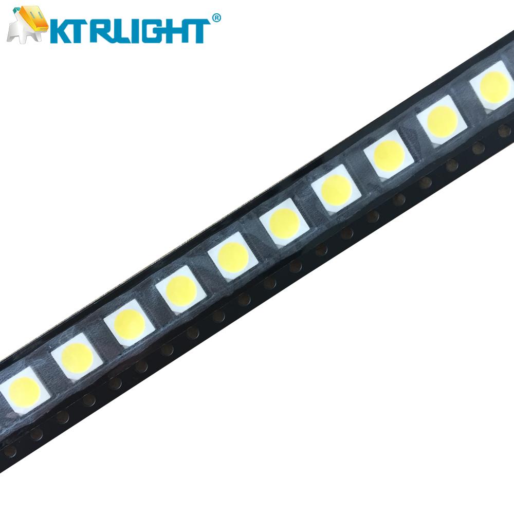leds 4000pcs 5050 Led Light-emitting Diodes smd 5050 Red Led.5.0*5.0mm Smd Led 5050 Red Light 620-625nm Chip-6 Plcc-3
