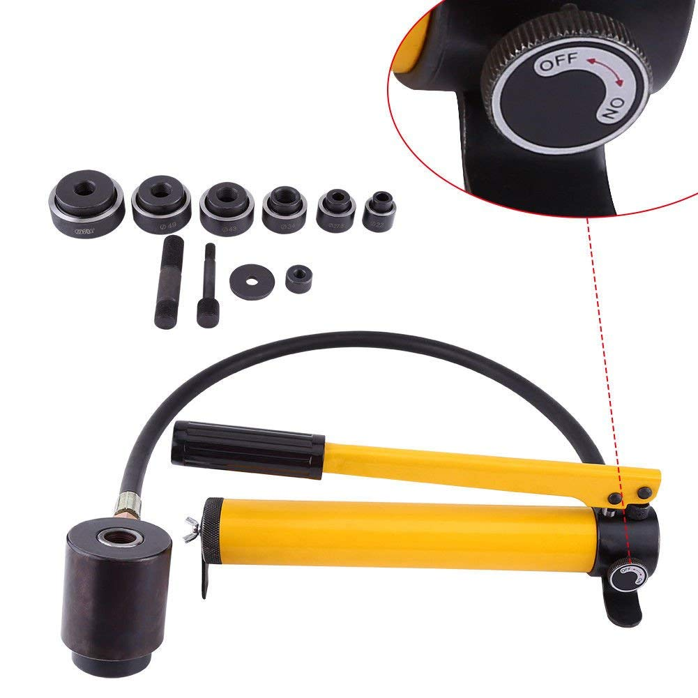 Cheap Hydraulic Knockout Punch Kit, find Hydraulic Knockout