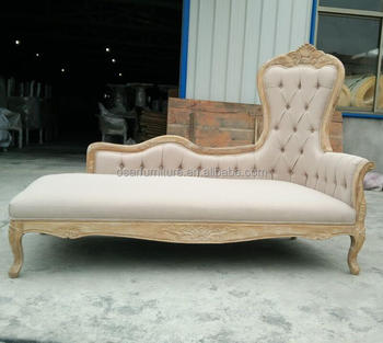 French Cottage Style Wood Carving Antique Indoor Chaise Lounge - Buy Chaise  Lounge,Antique Chaise Lounge,Antique Indoor Chaise Lounge Product on ...