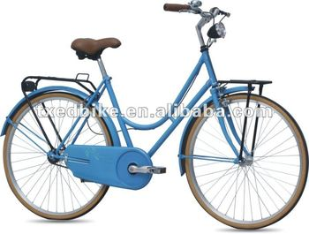 High End Quality Bicycle Italian Bike Traditional City Bike