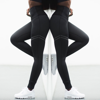 yoga legging tights fitness sports running pants for women hot sale no see through