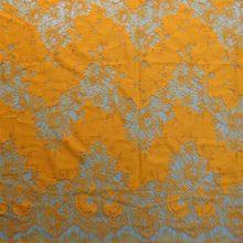 Женское платье, мягкая трикотажная ткань, Водорастворимая Вышивка, ширина 150 см(Китай)