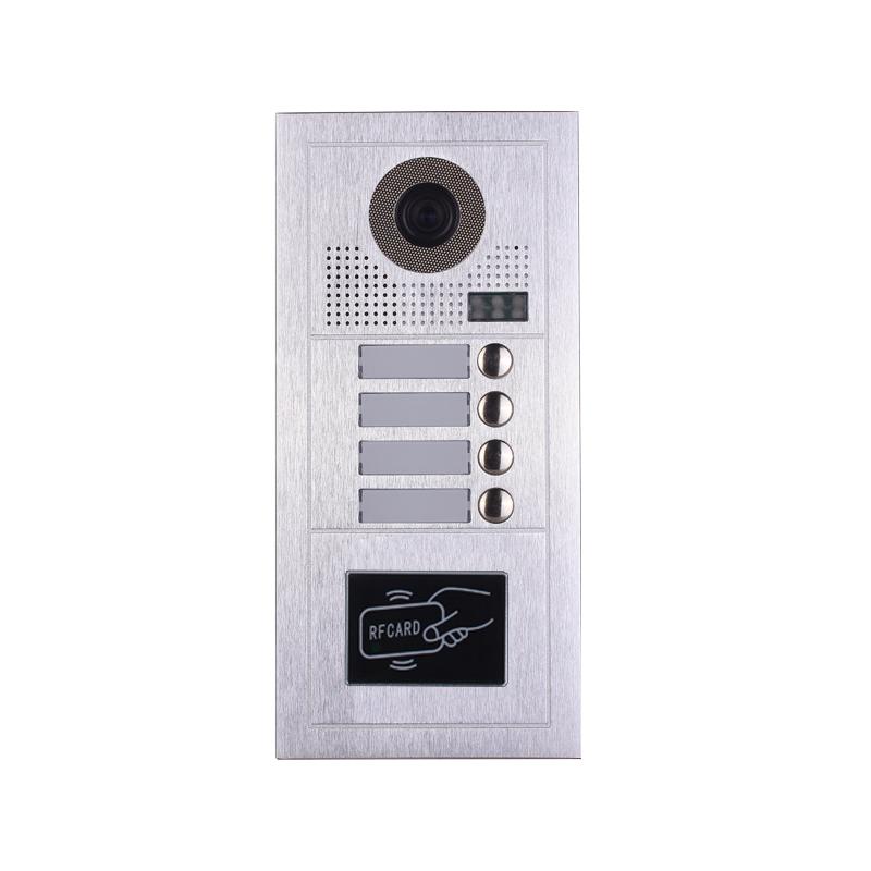 Ip Video Door Intercom System For Smart Home