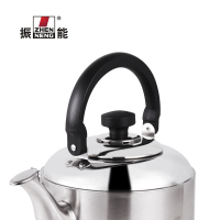 quality kitchen accessories stainless steel whistling non-electric water tea kettle boiling water 304 kettle 7L