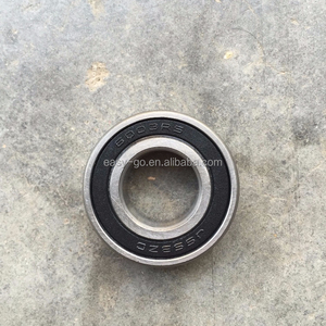 racing go kart spare parts 6003RS bearing for front hub