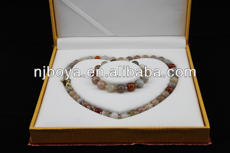 agate necklace, pendant agate