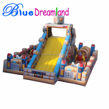 Miaomiao Garden Inflatable bouncer slides inflatable jumping trampoline castle