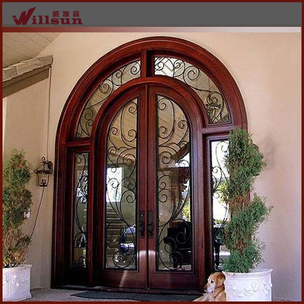 encuentre el mejor fabricante de modelos de puertas de hierro para casa y modelos de puertas de hierro para casa para el mercado de hablantes de spanish en
