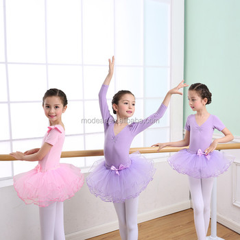 7201c3564 Modear Girls Children Ballet Tutu Dress Sequin Butterfly Princess ...