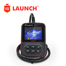 Original New Released Launch X431 Creader 7S OBD Code Reader with Oil Reset Function Creader 7 Plus Update Via Official Website