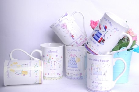 Promotional Ceramic Coffee Cups