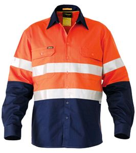 Hi Vis Workwear Shirt Tops and Pants Work Uniforms