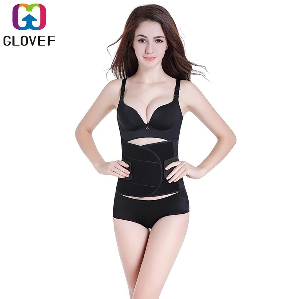 GLOVEF Belt Sport Belt Slimming Thin waist, belly fat burning slimming waist trim slimming breathable belt for everyone, every sport, every occasion.