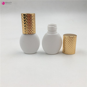 Beauty Packaging eyelash extension adhesive private label empty lashes glue bottle with aluminum plastic cap