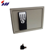 Custom high security metal cold rolling steel hotel electronics locker safe deposit box manufacture
