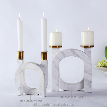 Chinese Supplier Marble Wedding Home Decor Centerpieces Candle Holder View Decoration High Holders Darchin Product Details From