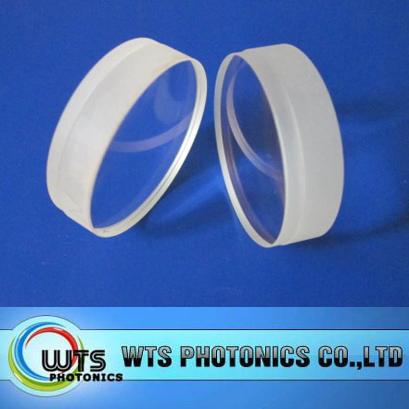 Mini double lens cemented Achromatic lens for endoscope