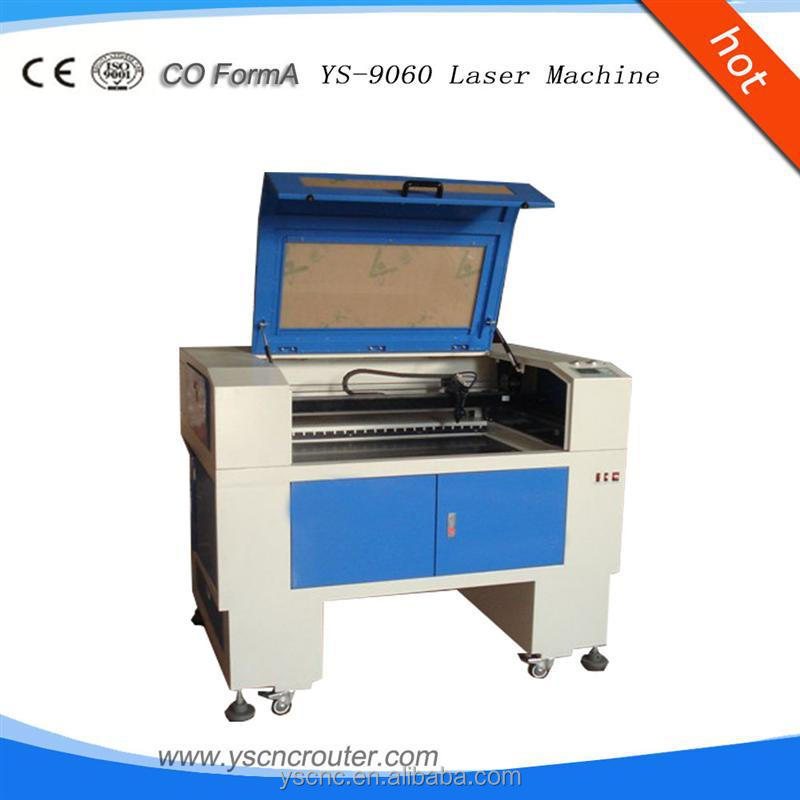 shoulder mark cutting and engraving machine 9060 laser machine makes simple to 0904
