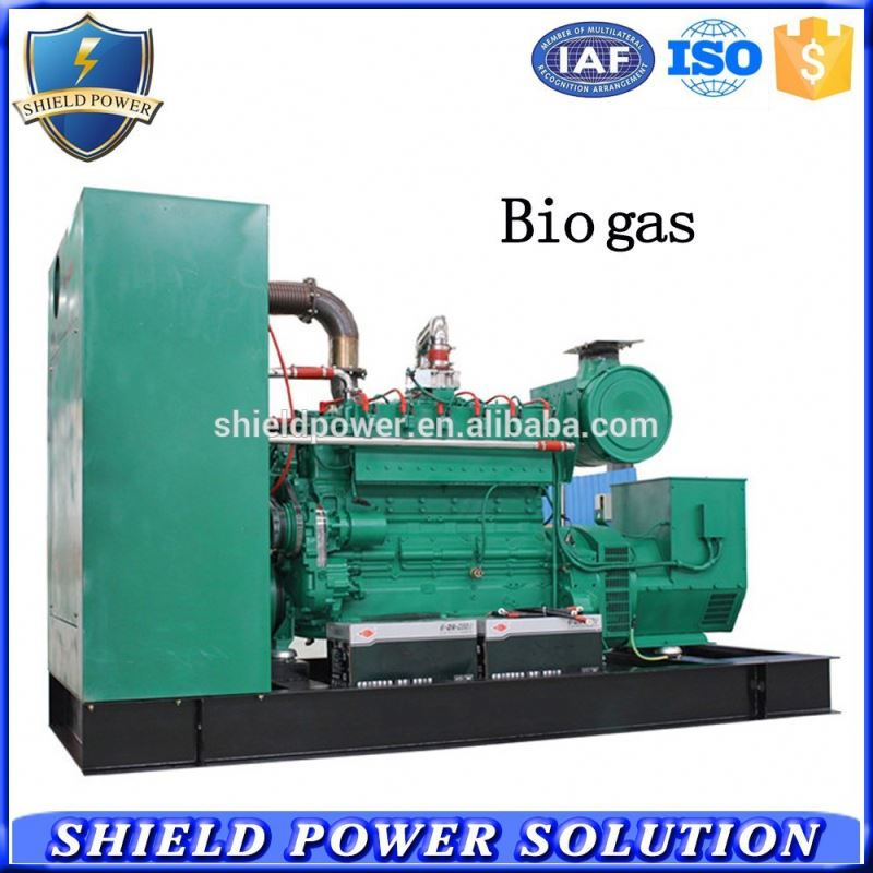20kw Methane gas bio gas generator price