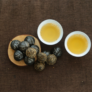 Factory price Compressed raw puerh tea tuocha 24 tuo/box