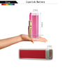 Hot sell Portable Power Bank 2600mAh cheap promotional gift Power Banks