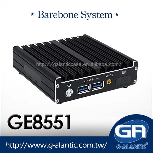 GE8551 - The Next Unit Of Computing System DC-in 12V for barebone system