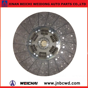 Truck Chassis Parts 5062501003 Clutch Disc Clutch Friction Plate