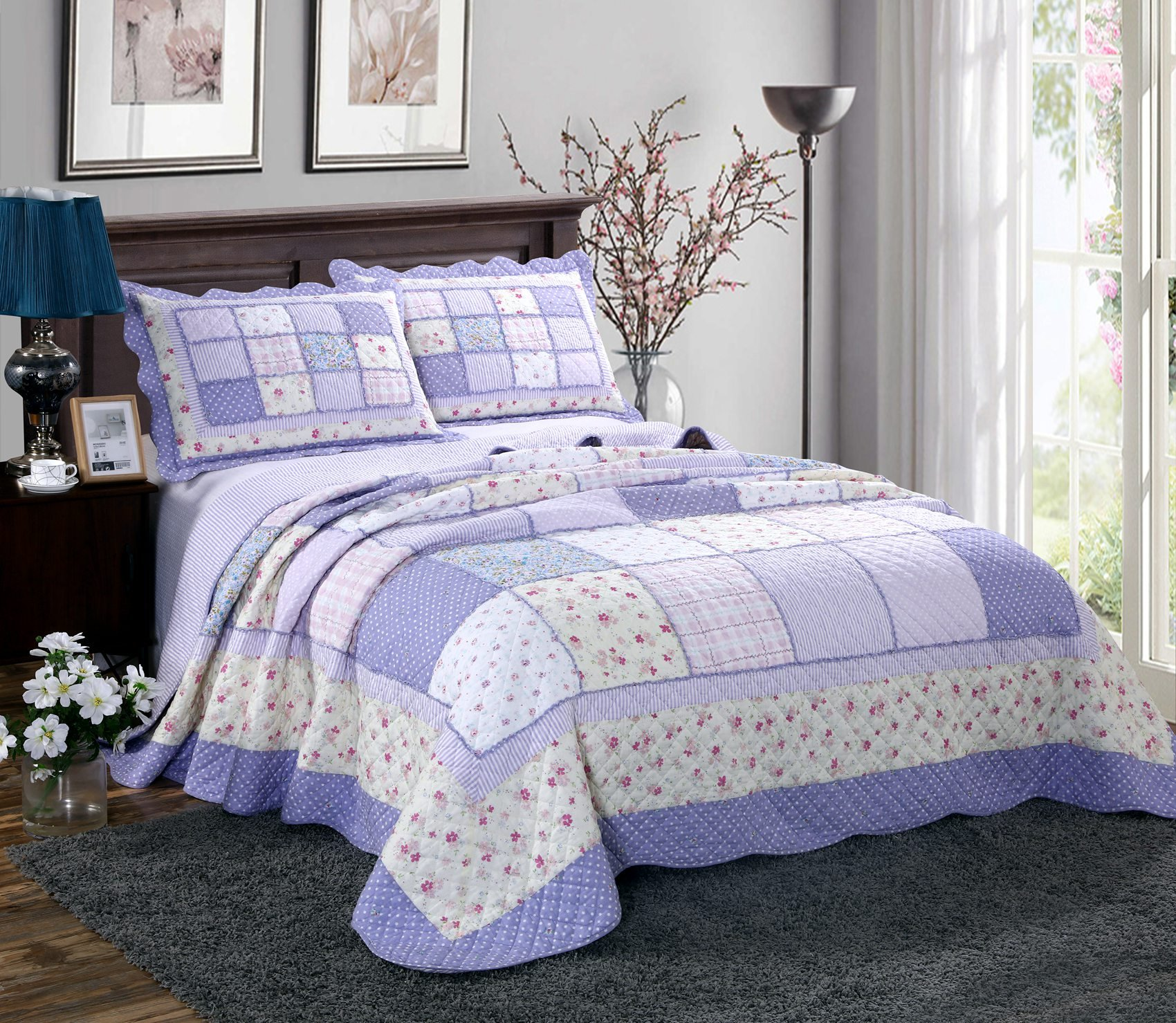 shot bed at gothic rags sets screen products and octopus bedding duvet gothoctopus ink purple pm