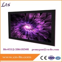 "150"" 16:9 format Fixed frame projection screen projector screen cinema screens"