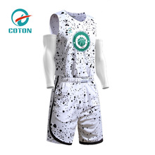 Benutzerdefinierte Sublimation Polyester Teambekleidung <span class=keywords><strong>Basketball</strong></span> Jerseys