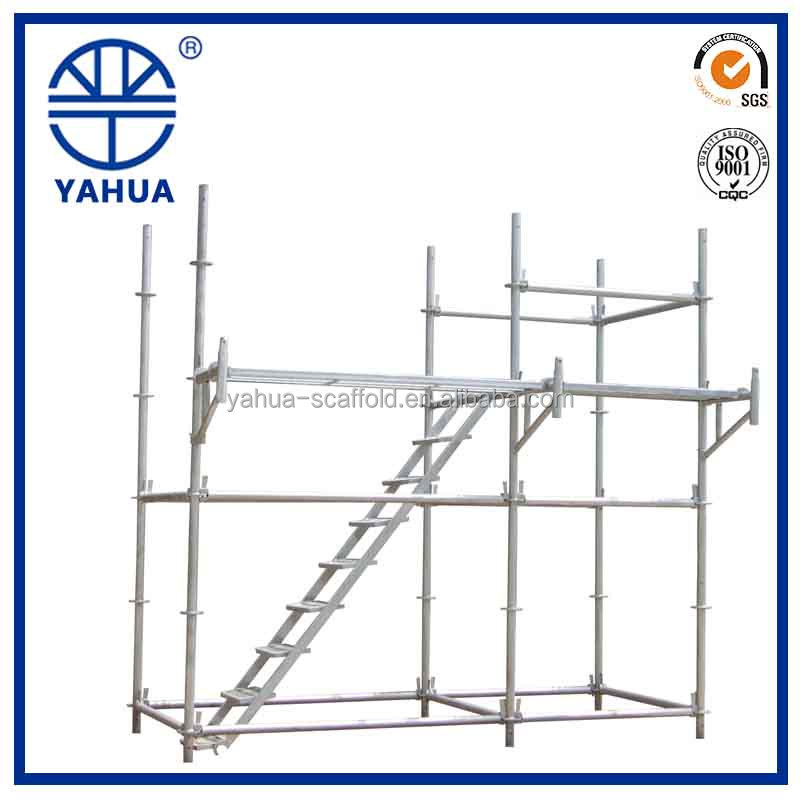 Easy All-round Ring Lock Scaffolding System