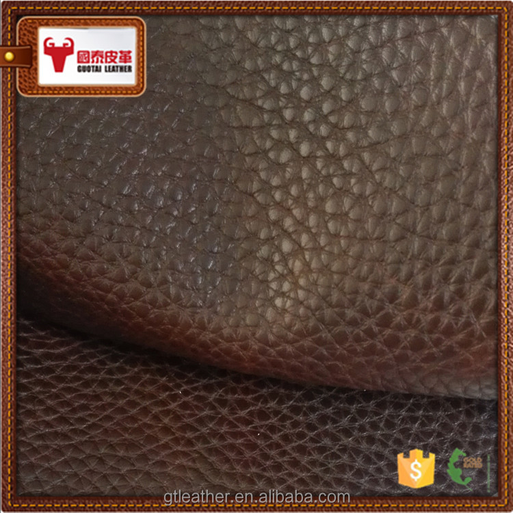split Cow barton print leather factory in China for safety shoes leather