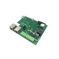 2a 5V pcb /pcba circuit boards manufacturer for dvb electronics with factory switching power supply pcb