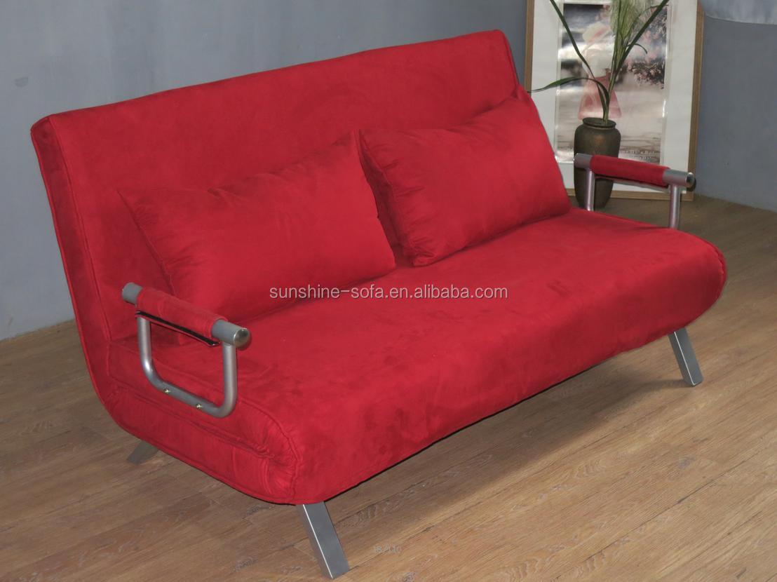 modernen wohnzimmer stoff liege metall sofa bett billig-Wohnzimmer ...
