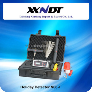 long range detector metal crack testing holiday detector