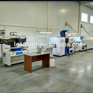LED lights lamp making assembly machine line/ led bulb/tube lights assemble production line machine