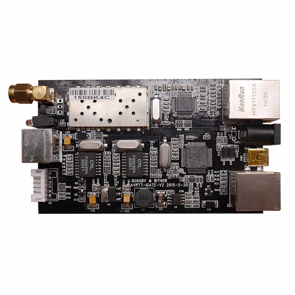 Avrt7 Aprs Tracker Igate 1200bps Dual Decoder Eingebaute ...
