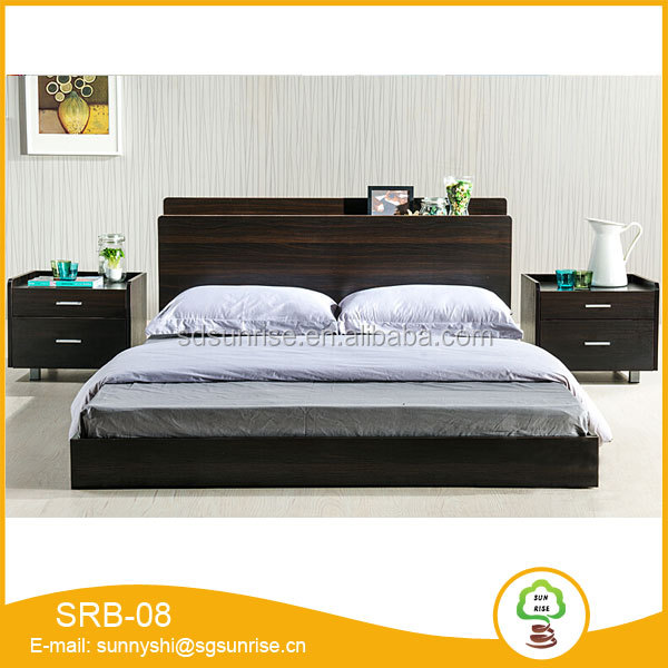 double bed designs in particle wood, double bed designs in