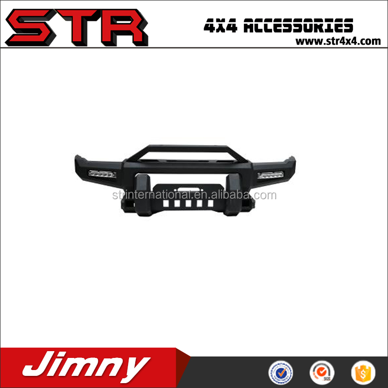 Offorad Parts Steel Material Front Bar for Suzuki Jimny Front bumper